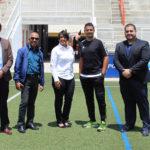 Técnicos de la FIFA y CONCACAF se reúnen con el Cibao FC.