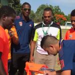 El Cibao FC firma alianza Estratégica con el Palo Verde FC de Montecristi