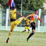 Cibao Atlético gana y asume liderato del Circuito Norte en la LDF B