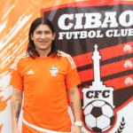 El Cibao FC fichó al venezolano Chiki Meza