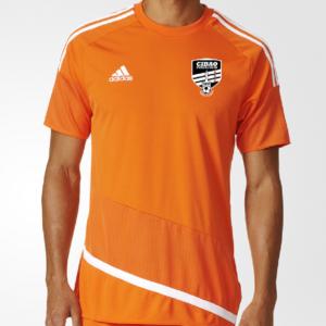 tshir naranja oficial ldf