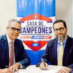 CDN Sports Max y Colimdo CTV serán los canales oficiales de la Liga Dominicana de Futbol